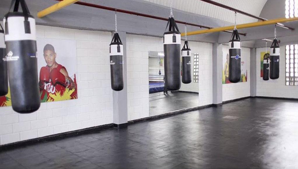 con 250 millones fue remodelado el gimnasio de boxeo de