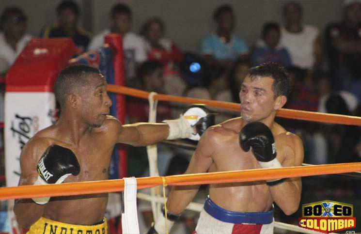 Yeison Vargas - Ramiro Rojas